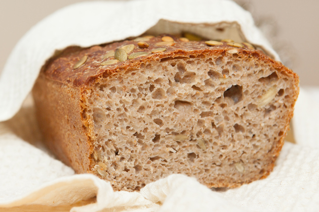 Nuttier High Fiber And Protein Whole Grain Bread Sun