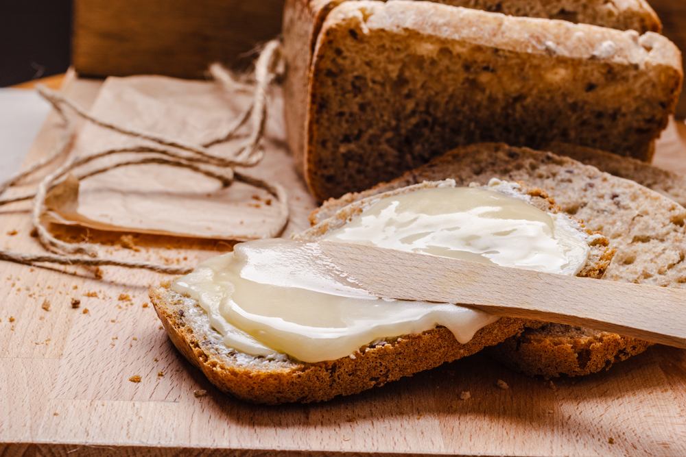 Hearty Honey Whole Grain Sandwich Bread
