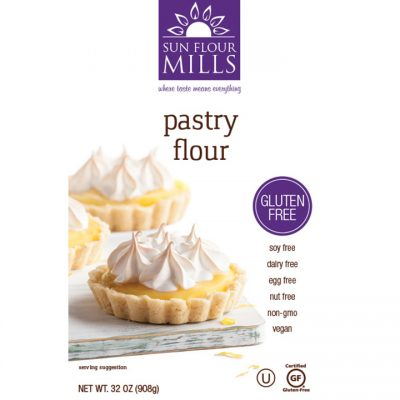 pastry-flour