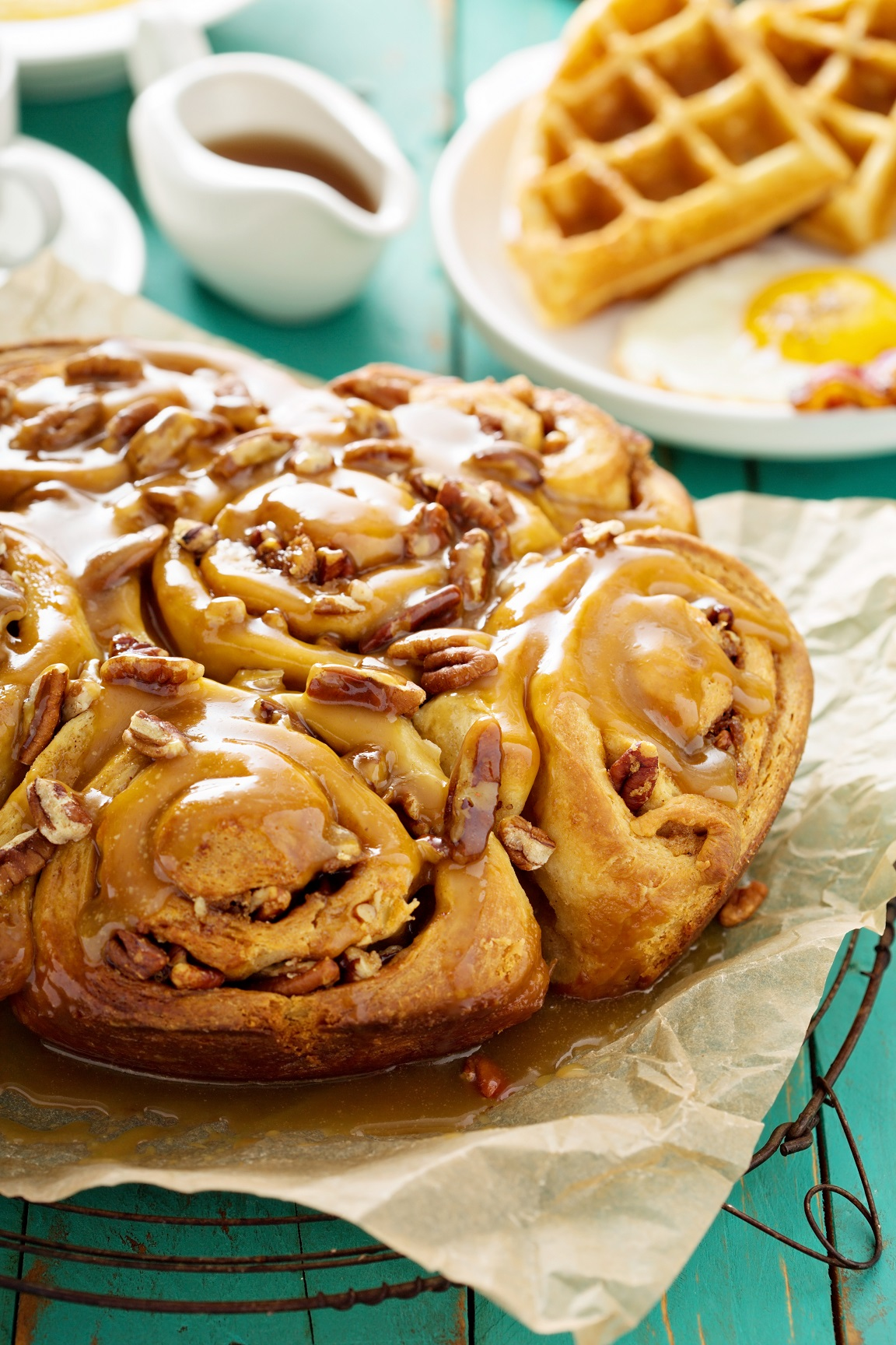 Pecan Braid / Sticky Buns
